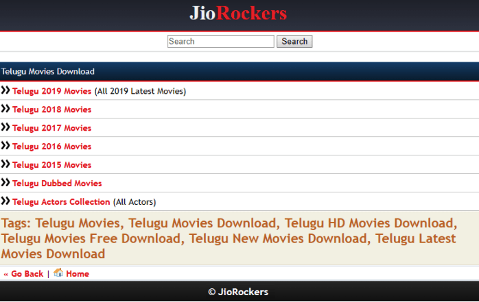 JIOROCKERS FULL HD TELUGU MOVIES