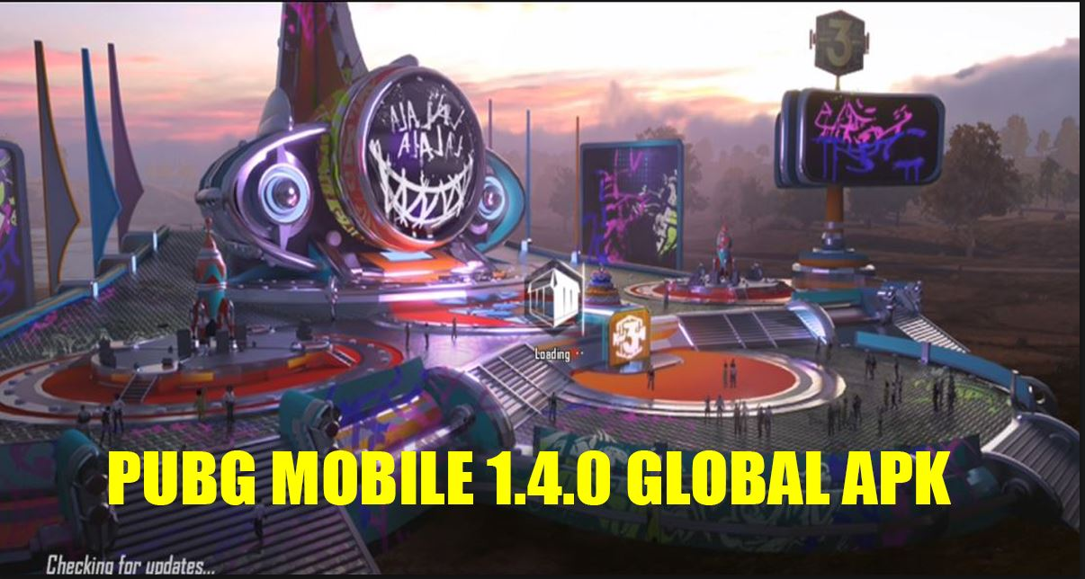 PUBG MOBILE 1.4.0 GLOBAL DOWNLOAD APK LINK 1